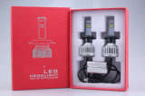H7 LED Headlight Conversion Kit 크리 말 LED 40W 3600lm 6000k