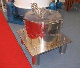 高速ステンレス鋼の平らな沈降の遠心分離機の分離器(PSC600NC)