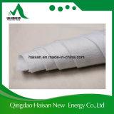 Geotextil caliente de la venta de la muestra libre usado en drenaje