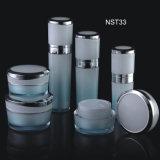 bottiglia acrilica senz'aria cosmetica della lozione di 15ml 30ml 50ml per crema (NST33)