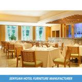 Mobília superior de madeira confortável do quarto do restaurante do hotel (SY-FP07)