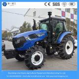 4WD Grote Macht 125HP/de Landbouw Diesel Deutz Tractor van het Landbouwbedrijf/van de Tuin/van de Cilinder Lawn/6/