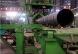 Pipe de SSAW pour la pipe de gaz
