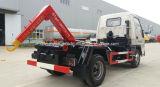 Foton 4X2 2개 T 소형 팔은 2 톤 쓰레기 트럭을 판매를 위한 트럭 훅 팔 복사한다