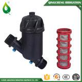 Filtre d'eau en plastique de maille d'écran d'irrigation d'agriculture
