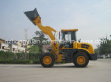 80HP EngineのSaleの熱いセリウムCertificate 2.0ton Wheel Loader