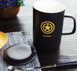 コーヒーMug、HandleのMilk Mug Glaze Ceramic Mug