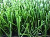 gras van het Voetbal Grassfor van 10mm het Kunstmatige (Uitstekende MU)