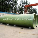 Tubo de proceso compuesto de la fibra de vidrio GRP de FRP (Dn15mm-Dn4000mm)