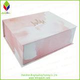 Подгонянная коробка подарка бумаги печатание чернил для упаковывать рубашки