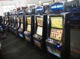 2015 el Arcade más nuevo Slot Game Machine con LED Light para Casino