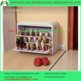 جديدة خشبيّة حذاء خزانة/رصيف صخري تخزين خزانة من منام
