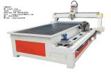De dubbele CNC van de Houtbewerking van Assen Roterende Machine van de Router voor Cilinder