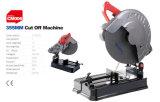 Aandrijving van de riem 355mm 2000W Afgesneden Machine/de Scherpe Machine van het Staal (CM006)