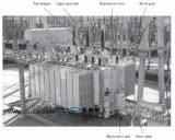 Comutadores de torneiras com carga em linha com regulação múltipla e fina