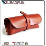 Vidrio de Sun unisex polarizado plástico de la PC del cabrito del acetato del metal del deporte de Sunglass de la manera del metal de madera de la mujer (GL50)