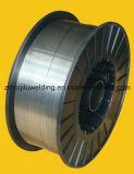 Fio de soldadura plástico do cobre do carretel de Er70s-6 15kg para a soldadura da maquinaria
