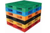 1200*1000 de op zwaar werk berekende Plastic Pallet van de Industrie