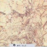 Yingcai 1mの幅の大理石の石の静脈PVA水転送のフィルム