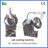 Heating Systemの実験室Coating Machine