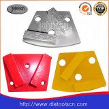 Segment-Schleifer des Diamant-zwei für Beton und Stein