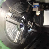 최대 Dia 300mm 관을%s 가진 3-12m 관 절단 Laser 기계