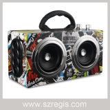 Multimedia Portátil Mini MP3 de audio de música inalámbrico caja del altavoz de Bluetooth