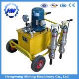 Dieselmotor-hydraulische Hardrock-Teiler-Maschine