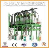 Moinho de farinha/máquina trituração inteiramente automáticos do milho com preços