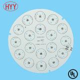 二重側面の液浸の金パネル・ボードの照明のための堅いSMTアルミニウムLED PCB ((HYY-018)