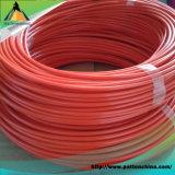 Distribuidor da venda por atacado da tubulação da fibra de vidro da luva/incêndio do cabo da resina de silicone