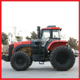 280HP trator agricultural, trator de exploração agrícola rodado do Kat quatro (KAT 2804)