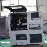 小型の高精度の十分に閉鎖ステンレス鋼の炭素鋼500W 750Wのファイバーレーザーの金属の打抜き機のメーカー価格