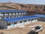 Nepal-Gebrauch-billig einfaches Stahlkonstruktion-modulares Gebäude-Fertighaus-Behälter-Haus