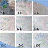 Le tissu non-tissé de pp Spunbond avec les produits UV pour le jardin et l'agriculture, couverture de centrale, lutte contre les mauvaises herbes, Jardin se protègent--Protection 50GSM végétale beige