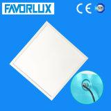 Indicatore luminoso di comitato quadrato di alta qualità IP65 595*595 LED 120lm/W