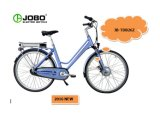 Bicyclette électrique de batterie d'ion de lithium avec les pièces à niveau élevé (JB-TDB26Z)