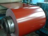 Катушка PPGI стальная, красит Coated плиту, строя конструкционные материал