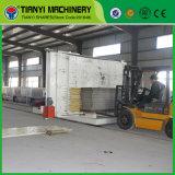 Linha vertical do painel de sanduíche do cimento do EPS da máquina de molde de Tianyi