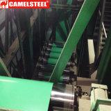 Il lungo termine coopera bobina d'acciaio galvanizzata preverniciata fornitore PPGI