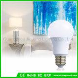 プラスチック上塗を施してあるアルミニウム110lm/W 12W LED電球