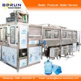 Embotelladora automática de agua para la botella de 5 galones