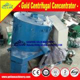 Macchina centrifuga di Stlb di ripristino di 99% per separare oro dalla sabbia nell'estrazione mineraria dell'Africa Zimbabwe