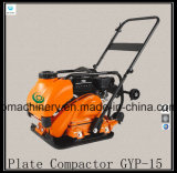 Машина уплотнения почвы Compactor Gyp-15 плиты нефти