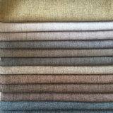 Ткань чисто цвета обыкновенная толком сплетенная для софы (HL84)