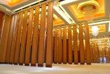 Divisória de madeira de Airwalls da prova sadia móvel de China usada na decoração interior