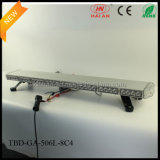Rot und Blue LED Aluminum Lightbar für Safety Warning
