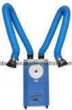 Bewegliches bewegliches Schweißens-Dampf-Zange-Gerät mit dem einzelnen Absaugung-Arm
