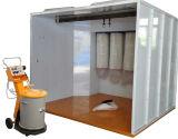 Sistema di rivestimento della polvere (cabina di spruzzo)