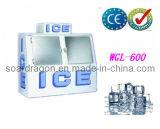 Scomparto insaccato di immagazzinamento nel ghiaccio per uso esterno (DC-600)